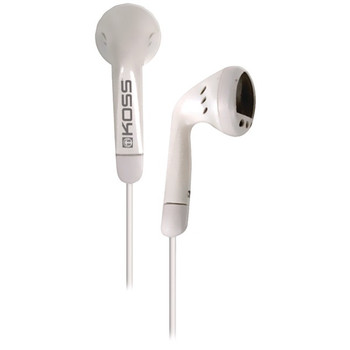 KE5 Earbuds (White)