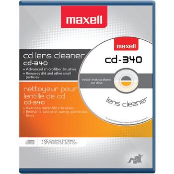 Maxlink Pro CD/DVD CD-340 Laser Lens Cleaner