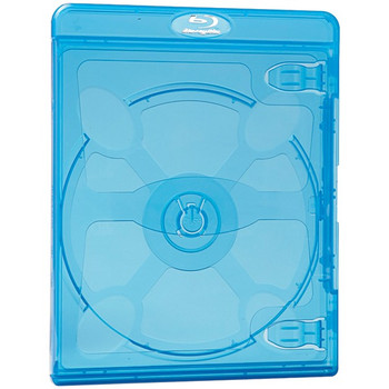 Blu-ray(TM) DVD Blue Cases, 30 pk