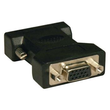 DVI to VGA Cable Adapter (DVI-I Analog Male to VGA HD15 Female)
