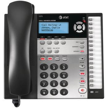 4-Line Speakerphone with Caller ID