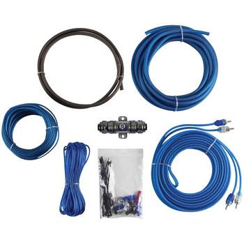 Bulk Series R2 Amp Installation Kit (8 Gauge)