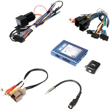 All-in-One Radio Replacement & Steering Wheel Control Interface (for Select GM(R) Vehicles with OnStar(R))