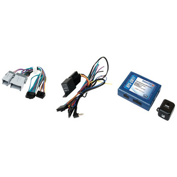Radio Replacement Interface (RadioPro5, Select GM(R) Class II Vehicles with OnStar(R))