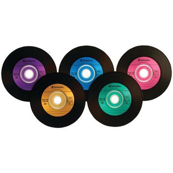 700MB 80-Minute Digital Vinyl CD-Rs (50-ct Spindle)