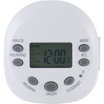 Indoor Plug-in 7-Day Digital Timer