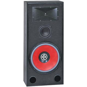 "430-Watt Eviction RtR Series 3-Way 15"" Bi-Ampable Floor Speaker"