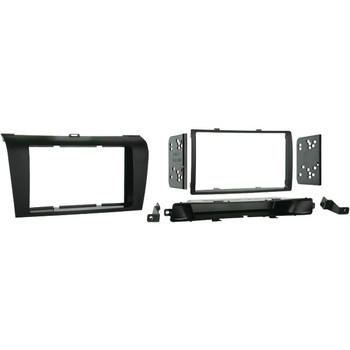 ISO Double-DIN Installation Kit for 2004 through 2009 Mazda(R) 3