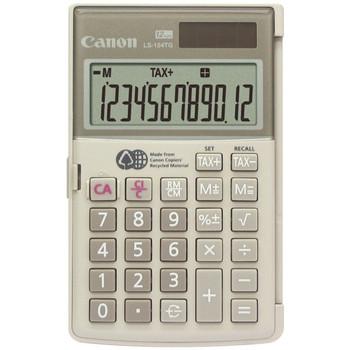 12-Digit Handheld Calculator