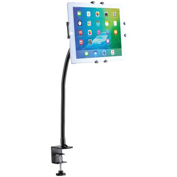 Gooseneck Clamp Mount for iPad(R)/Tablet