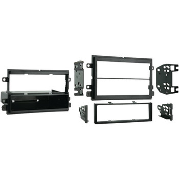 Single- or Double-DIN Multi Kit for 2004 through 2010 Ford(R)/Lincoln(R)/Mercury(R)