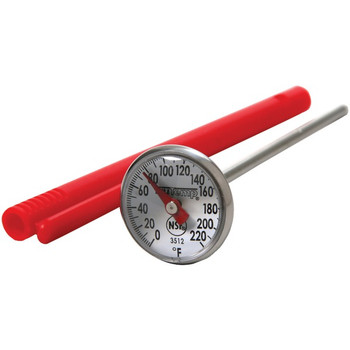 """Instant-Read 1"""" Dial Thermometer"""