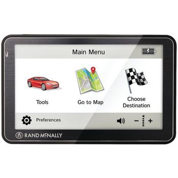 "Road Explorer(TM) 7 6"" Advanced Car GPS with Free Lifetime Maps"
