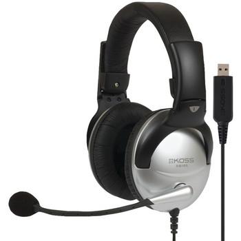 SB45 USB Full-Size Over-Ear Communication Headset