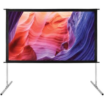 Indoor/Outdoor Projection Screen (90 Inch)