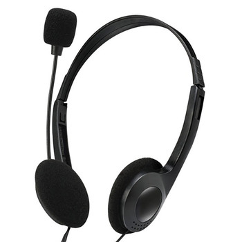Xtream(TM) H4 Stereo Headphone/Headset with Microphone