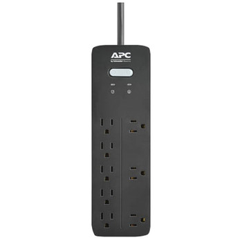 8-Outlet SurgeArrest(R) Home/Office Series Surge Protector, 6ft Cord