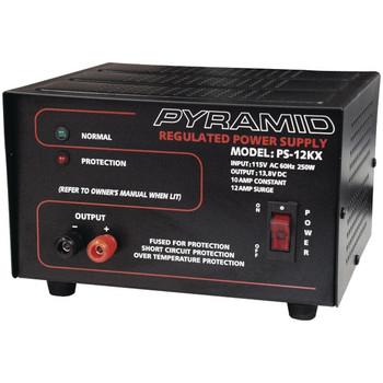 Power Supply (250 Watts Input, 10 Amp Constant)