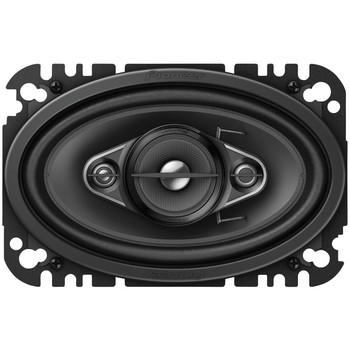 """A-Series Coaxial Speaker System (4 Way, 4"""" x 6"""")"""