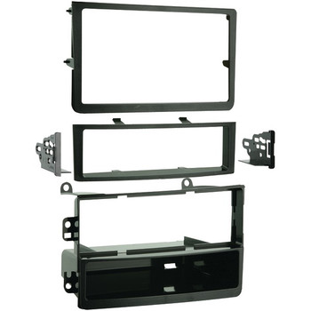 Single- or Double-DIN Installation Kit for 2006 through 2008 Nissan(R) 350Z