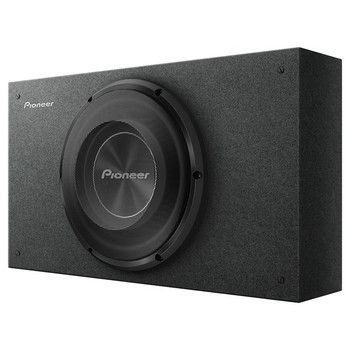 A-Series Shallow-Mount Pre-Loaded Enclosure (10-Inch Subwoofer)