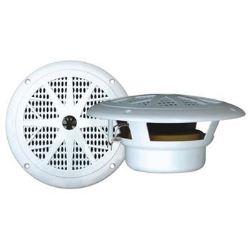 "Hydra Series 6.5"" 120-Watt Dual-Cone Marine Speakers"