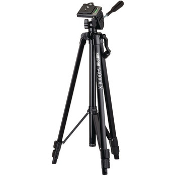 "5400DLX 54"" Tripod with 3-Way Pan Head for Digital Cameras"