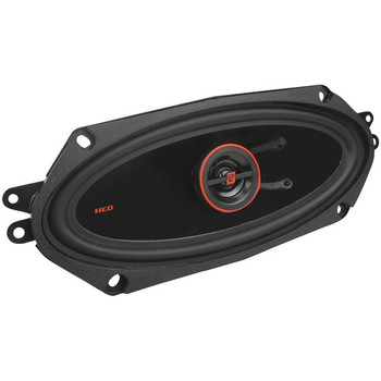 """HED(R) Series 2-Way Coaxial Speakers (4"""" x 10"""", 320 Watts max)"""