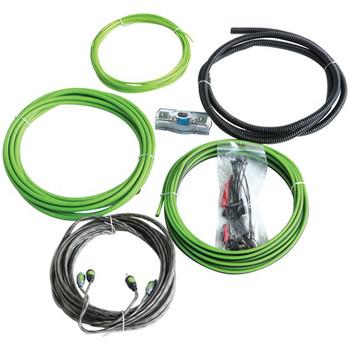 Flo Series Amp Installation Kit (8 Gauge, 800 Watts)