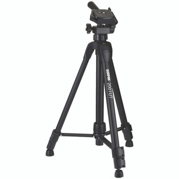 """Tripod with 3-Way Pan Head (Folded height: 18.5""""; Extended height: 49""""; Weight: 2.3lbs)"""