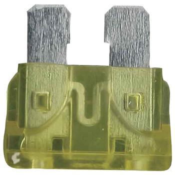 ATC Fuses, 25 pk (20 Amps)