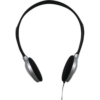 Lightweight Swivel On-Ear Stereo Headphones
