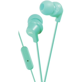 In-Ear Headphones with Microphone (Teal)