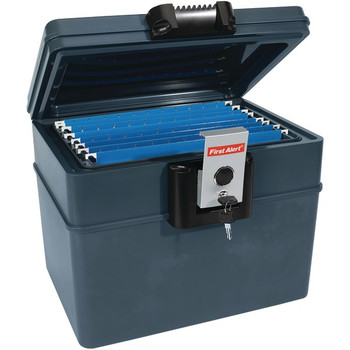 .62 Cubic-ft Water and Fire Protector File Chest