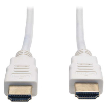 High-Speed HDMI(R) Cable (3ft, White)