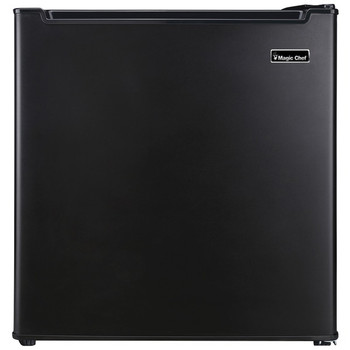 1.7 Cubic-ft All-Refrigerator (Black)