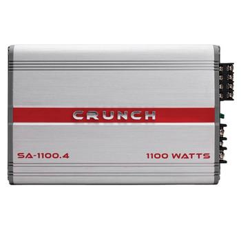 Smash Series 1,100-Watt 4-Channel Class AB Amp