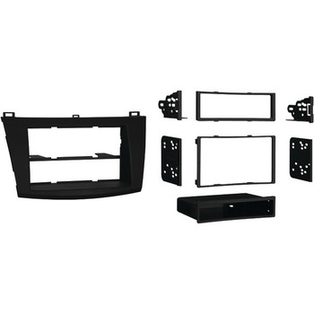 Single- or Double-DIN Installation Kit for 2010 through 2013 Mazda(R) 3