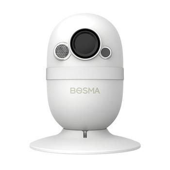 CapsuleCam-S 1080p Full HD Indoor Wi-Fi(R) Smart Security Camera