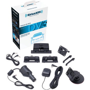 Sirius(R) & SiriusXM(R) Dock & Play Vehicle Kit