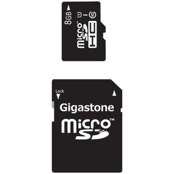 Class 10 UHS-1 microSDHC(TM) Card & SD Adapter (8GB)