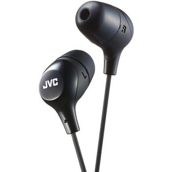 Marshmallow(R) Inner-Ear Headphones (Black)