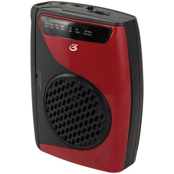 Cassette Player with AM/FM Radio