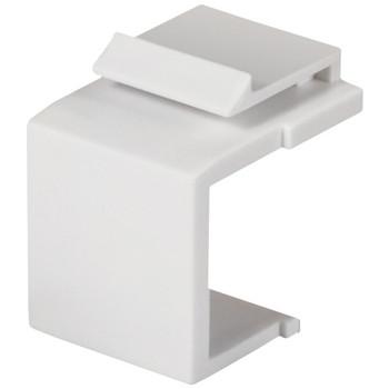 Blank Keystone Insert (White)