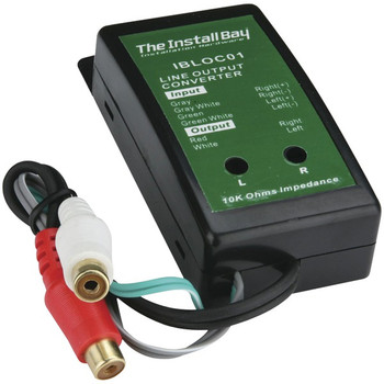 2-Channel 40-Watt Adjustable Level Converter