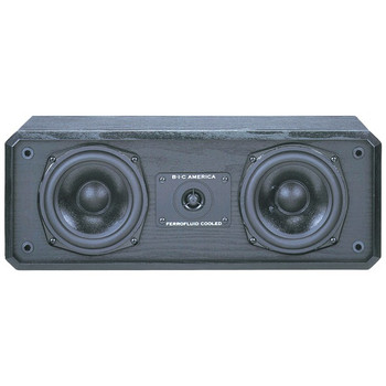 125-Watt 2-Way 3-Driver 5.25-Inch Center Channel Speaker