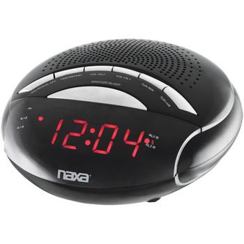 Digital Alarm Clock with AM/FM Radio