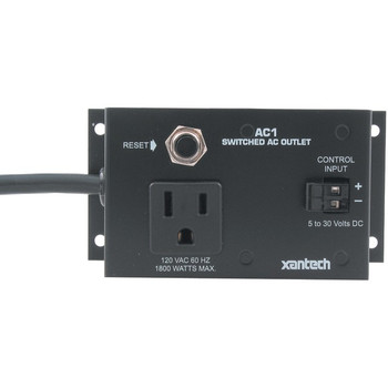 Controlled AC Outlet