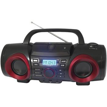 MP3/CD Classic Bluetooth(R) Boom Box
