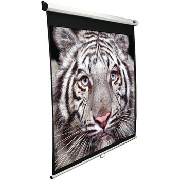 """100"""" Manual Pull-down B Series Projection Screen (4:3 format; 60"""" x 80"""")"""